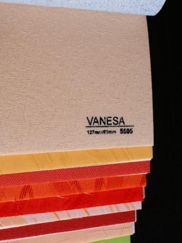 Wzorniki - Zaluzje pionowe - verticale - Vanessa 007