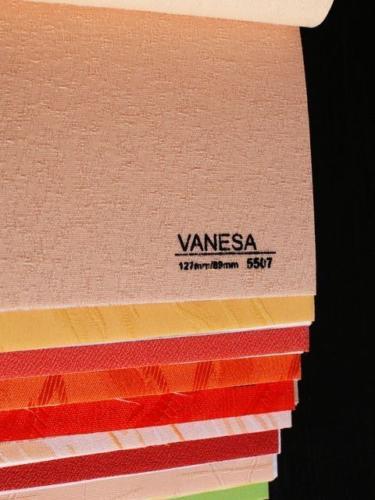 Wzorniki - Zaluzje pionowe - verticale - Vanessa 009