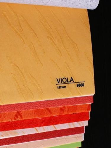 Wzorniki - Zaluzje pionowe - verticale - Viola 003