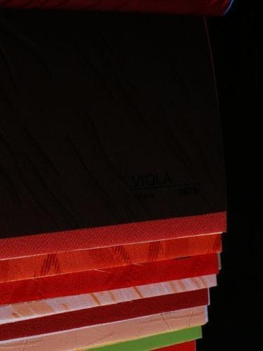 Wzorniki - Zaluzje pionowe - verticale - Viola 005