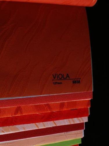 Wzorniki - Zaluzje pionowe - verticale - Viola 012