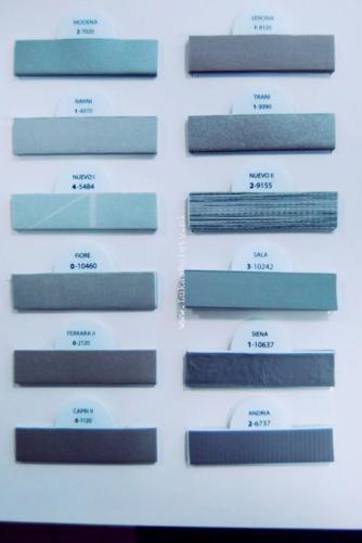 Wzorniki - zaluzje plisowane plisy 001