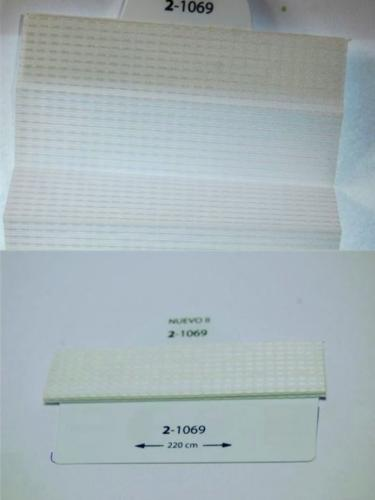 Wzorniki - zaluzje plisowane plisy 003