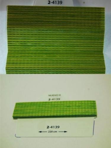 Wzorniki - zaluzje plisowane plisy 006
