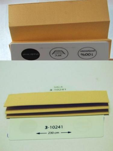 Wzorniki - zaluzje plisowane plisy 009