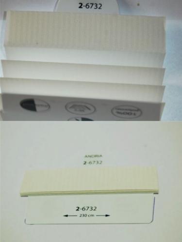 Wzorniki - zaluzje plisowane plisy 011