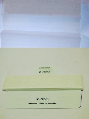 Wzorniki - zaluzje plisowane plisy 015