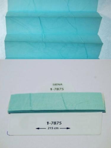 Wzorniki - zaluzje plisowane plisy 017