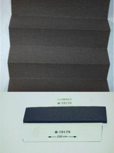Wzorniki - zaluzje plisowane plisy 022