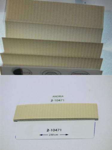 Wzorniki - zaluzje plisowane plisy 024