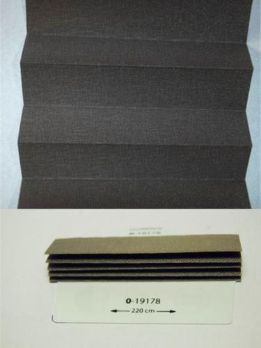 Wzorniki - zaluzje plisowane plisy 027
