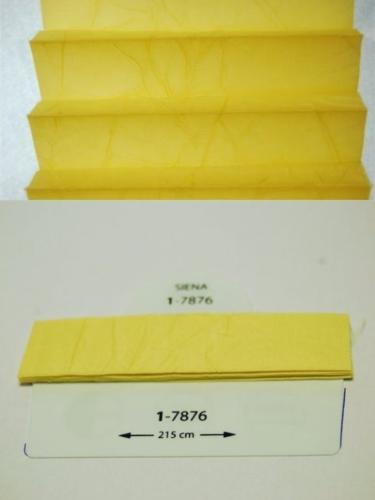 Wzorniki - zaluzje plisowane plisy 028