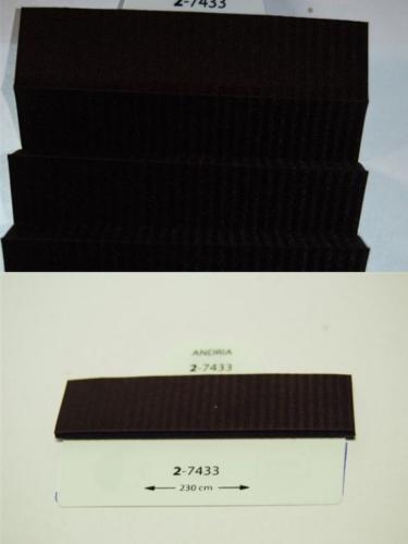 Wzorniki - zaluzje plisowane plisy 029