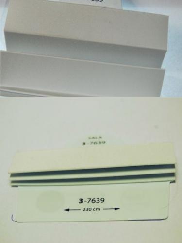 Wzorniki - zaluzje plisowane plisy 031