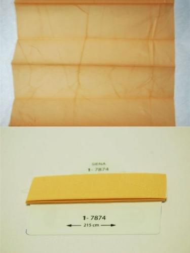 Wzorniki - zaluzje plisowane plisy 033