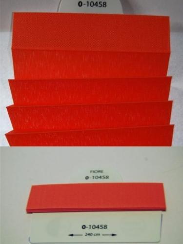 Wzorniki - zaluzje plisowane plisy 035