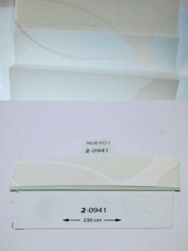 Wzorniki - zaluzje plisowane plisy 036