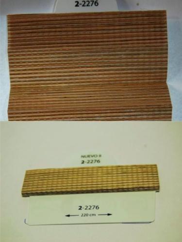 Wzorniki - zaluzje plisowane plisy 038