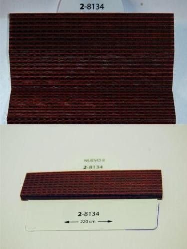 Wzorniki - zaluzje plisowane plisy 042