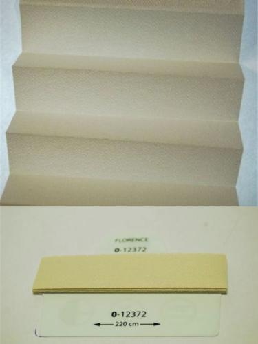 Wzorniki - zaluzje plisowane plisy 043