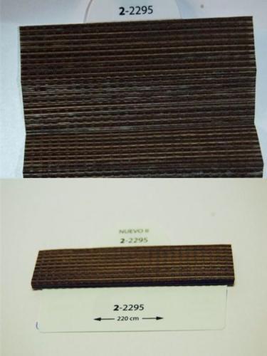 Wzorniki - zaluzje plisowane plisy 044