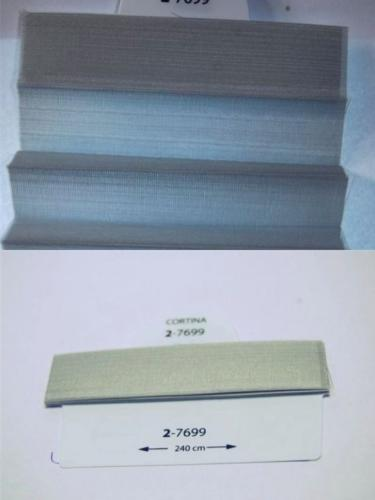 Wzorniki - zaluzje plisowane plisy 048