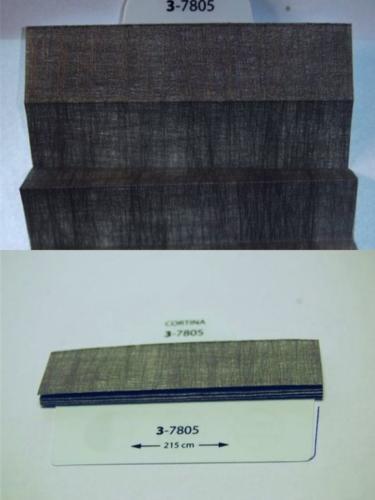 Wzorniki - zaluzje plisowane plisy 051