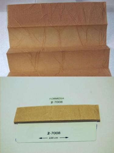 Wzorniki - zaluzje plisowane plisy 052