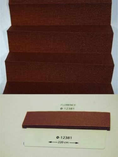 Wzorniki - zaluzje plisowane plisy 053