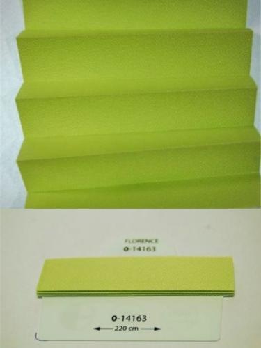 Wzorniki - zaluzje plisowane plisy 055