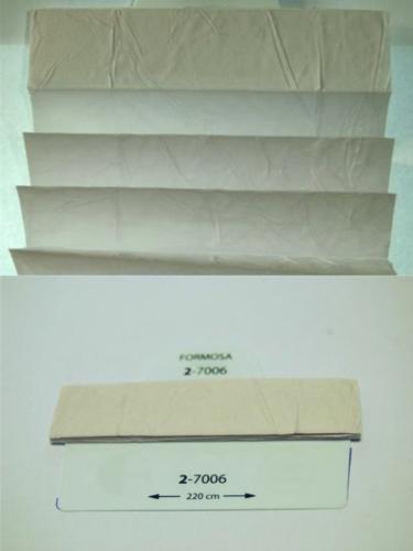 Wzorniki - zaluzje plisowane plisy 056