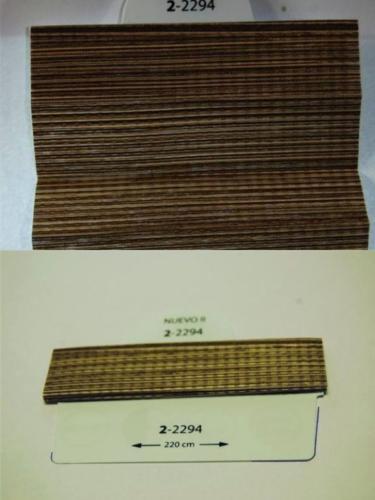 Wzorniki - zaluzje plisowane plisy 057