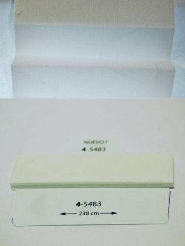 Wzorniki - zaluzje plisowane plisy 059