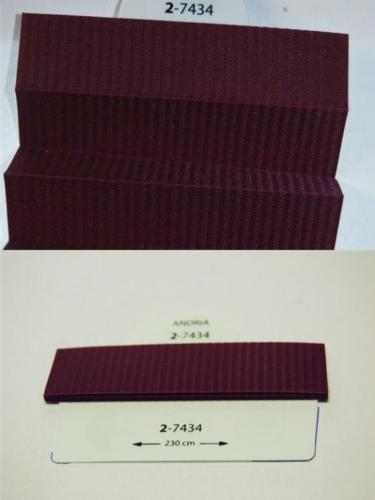 Wzorniki - zaluzje plisowane plisy 062