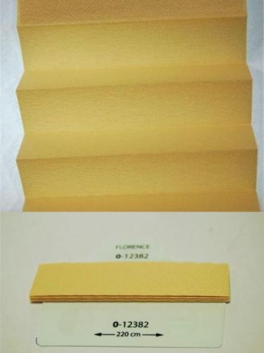 Wzorniki - zaluzje plisowane plisy 066
