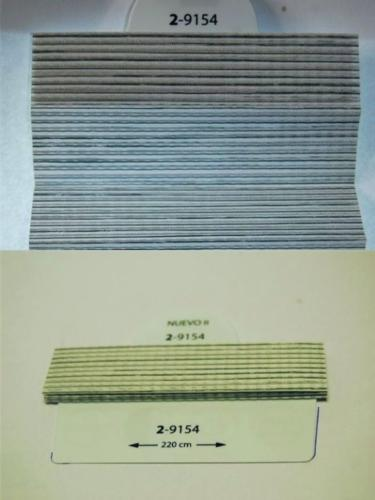 Wzorniki - zaluzje plisowane plisy 071