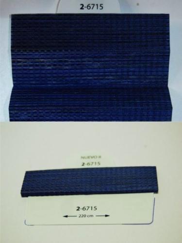 Wzorniki - zaluzje plisowane plisy 072