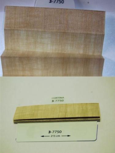 Wzorniki - zaluzje plisowane plisy 073