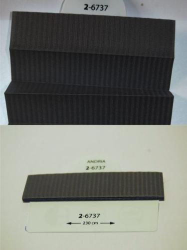 Wzorniki - zaluzje plisowane plisy 074
