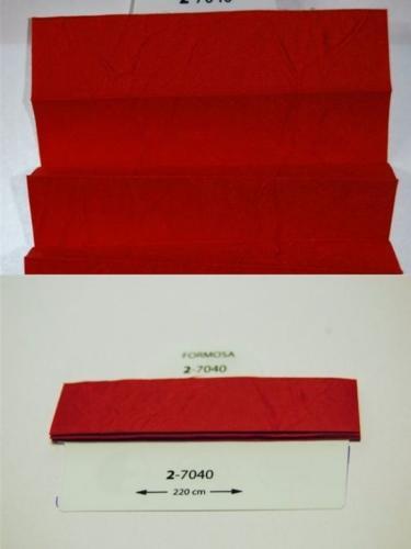 Wzorniki - zaluzje plisowane plisy 077