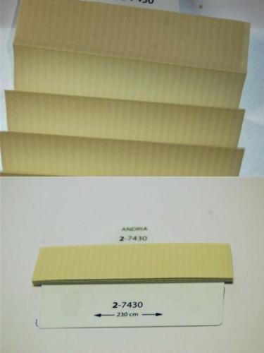 Wzorniki - zaluzje plisowane plisy 085