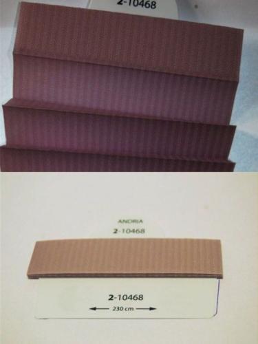 Wzorniki - zaluzje plisowane plisy 087
