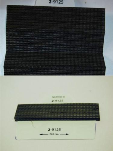 Wzorniki - zaluzje plisowane plisy 091