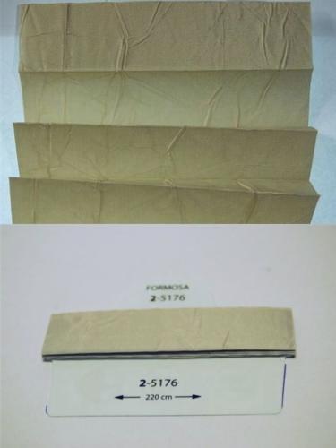 Wzorniki - zaluzje plisowane plisy 094