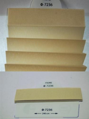 Wzorniki - zaluzje plisowane plisy 095