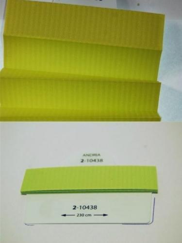 Wzorniki - zaluzje plisowane plisy 099