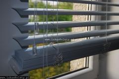 Żaluzje aluminiowe 50 mm Łódź
