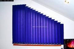 Galeria żaluzje pionowe verticale skosy