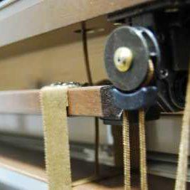 Żaluzje drewniane Retro
