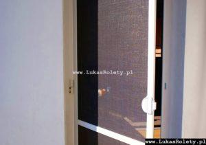 moskitiery drzwiowe Łódź